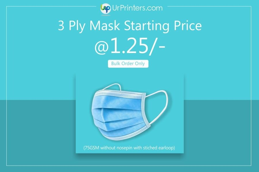 3 ply mask banner