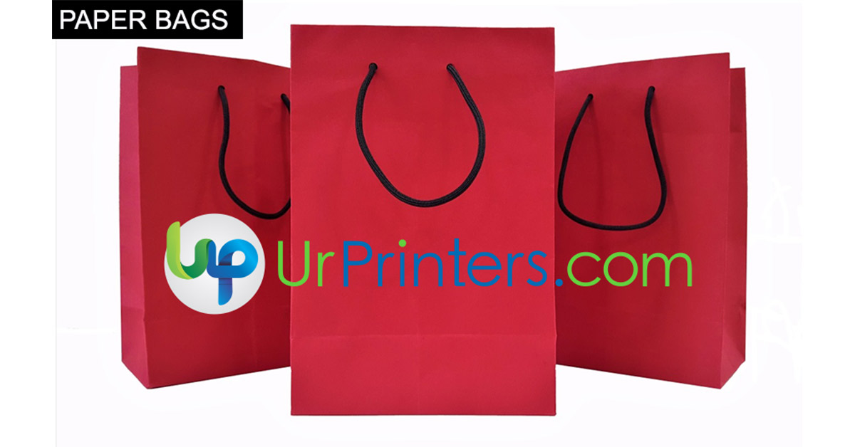 Buy Customized Paper Bags
