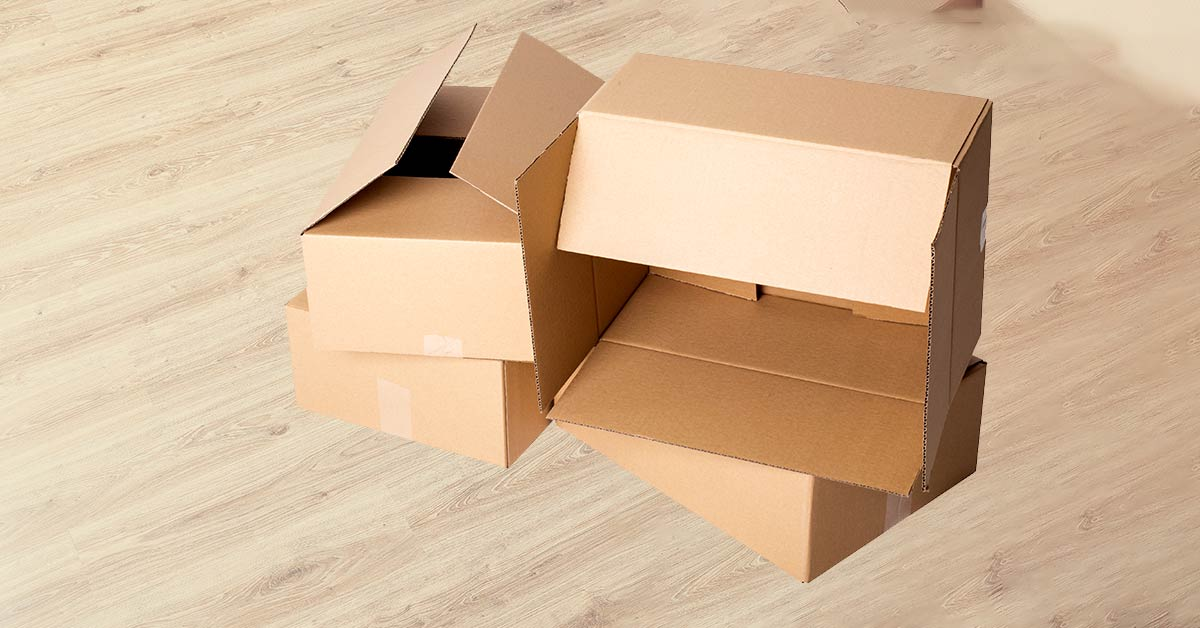 Corrugated Cardboard Boxes for FMCG Brands